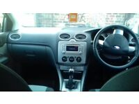 LOW MILEAGE AND LOW TAX FORD FOCUS 2010,5DR ,ONE FULL YEAR MOT,TILL (03/08/2019) (no adversory