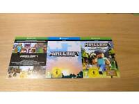 Minecraft xbox one win 10 digital