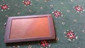 Prestigio seven inch tablet