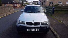 BMW x3 Auto Sport