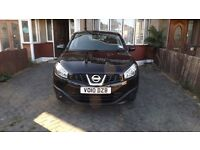 Nissan- Qashqai 1.6 -Visia- 2010- 42960 miles-Excellent Condition-Quick Sale due to transfer of job