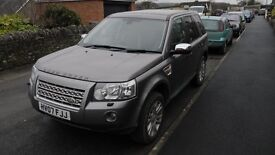 LAND ROVER FREELANDER 2 FOR SALE - EXCELLENT CONDITION- LOW MILEAGE