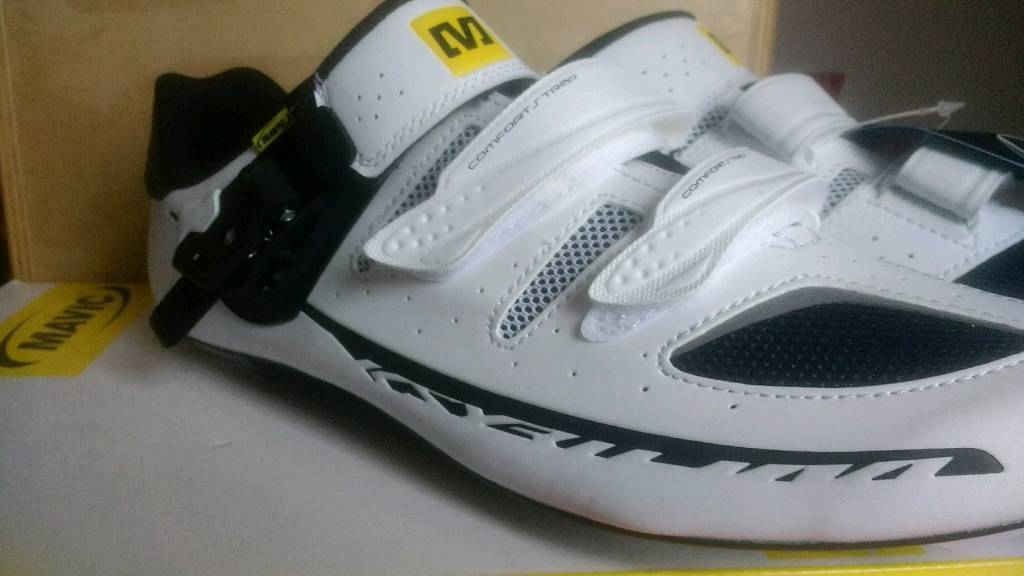 Mavic krysium elite cycle shoes uk10.5
