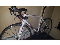 Trek madone 5.2 large carbon road bike