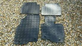 Mazda CX5 thick rubber mats