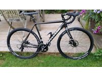 2017 Cannondale CAADX 105 size 56 cyclocross bike