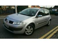 BARGAIN RENAULT MEGANE 1.5 DIESEL, IMMACULATE CONDITION, £30 TAX FOR YEAR, ALLOYS WITH GOOD TYRES