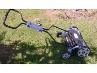 reel mower