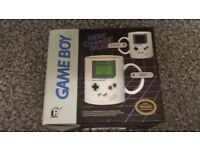 Game Boy heat change mug. Add hot water to see the screen come alive !