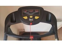 Sparingly used 'EverLast' treadmill with digital display and safety cut-off in excellent condition.