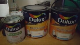 Dulux paint. Never opened