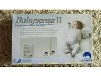 Baby monitor - baby sense II respiratory monitor