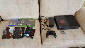 Ultimate XBOX ONE 1TB + games bundle! Melrose Park Mitcham Area Preview