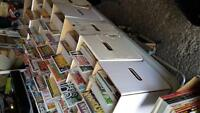 Hundreds of comics. marvel, DC. and others