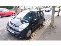 Peugeot 107 1.0L Urban Automatic BLACK 2 Door £2200