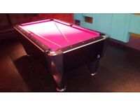 American Pool Table 7ft & 8ft for sale