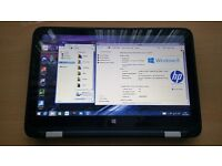 HP Touch Screen Laptop/Tablet, i5 Fifth Gen, 1TB HDD, 4GB Ram