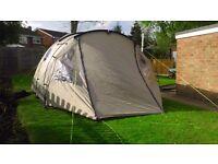 Large four berth tent