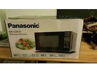 Brand new microwave!