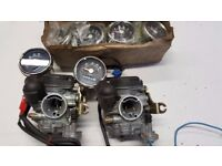 speedo hubs and carbureturs