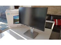 DELL U2515H 25-Inch LCD Monitor, 2560 x 1440 at 60 Hz, IPS, HDMI/DP/Mini DP/USB