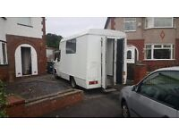 motorhome for sale converted ambulance great starter home at a great price