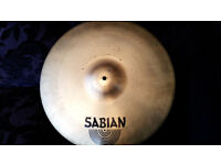 Damaged Sabian Cymbal