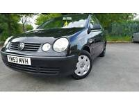 VW Polo 1.2 2003, *50K MILEAGE *1 PREV OWNER *CHEAP INSURANCE *PERFECT FIRST CAR