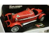 BURAGO ALFA ROMEO 8C2300 MONZA 1931 vintage model