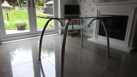 Glass Dining/Kitchen Table