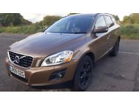 VOLVO XC60**LUX -PREMIUM*2009-AUTOMATIC-DIESEL**TOP SPEC 4X4 -SAFETY & COMFORT**active city camera