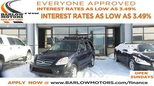 2006 Honda CR-V EX*EVERYONE APPROVED*APPY NOW DRIVE NOW!