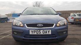 FORD FOCUS 2.0 Zetec climate 5dr Hatchback (2005) £1,395,00