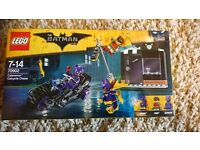 """NEW Lego Batman - """"Catwoman Cycle Chase"""""""
