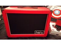 HESU Wizard W112 Custom Cabinet - LIKE NEW