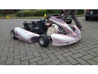 125 rotax max... very good condition