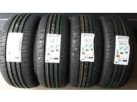 4 X 195/50R15 BRAND NEW M+S TYRES DURATURN 195 50 15 £30 PER TYRE