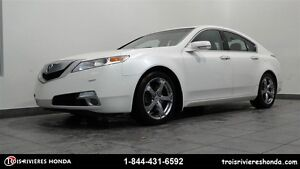 2010 Acura TL AWD Technology Package GPS