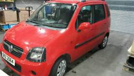 2005 Vauxhall Agila Design Twin port 1229cc