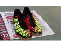 Nike magista indoor boots size 6.5