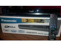 Panasonic DVD Recorder Model DMR-EX768EB