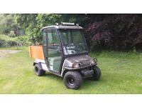 Petrol Golf Buggy Clubcar carryall turf 2 XRT