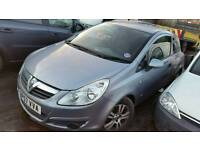Vauxhall corsa 1.3cdti 2007reg breaking for parts