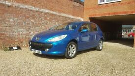 Peugeot 307 1.6hdi for sale.