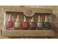 Woman's Nail Polish Set