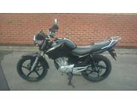 Yamaha YBR 125 2010 60 Plate Excellent Condition Can Deliver Cbf Yzf
