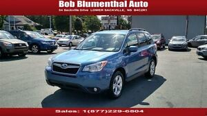 2015 Subaru Forester CVT Conv Pkg ($78 weekly, 0 down, all-in, O