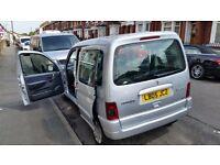Citroen Berlingo 2005 1.4L petrol Full service History