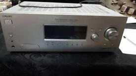 Sony STR-DG500 DIGITAL MULTICHANEL RECEIVER