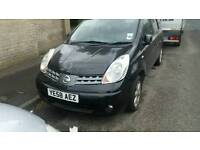 NISSAN NOTE ACENTA 1.6 CD 2008